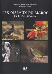 Les oiseaux du Maroc, guide d'identification