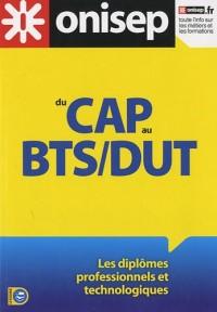 Du CAP au BTS-DUT : Les diplômes professionnels et technologiques