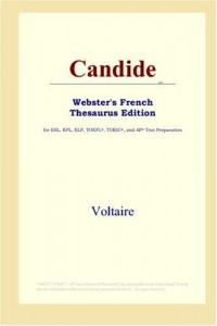 Candide: Webster's French Thesaurus