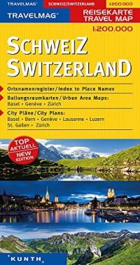 Cartes de voyage Suisse