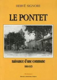 Le Pontet : Naissance d'une commune 1800-1825