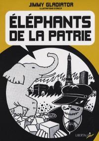 Eléphants de la patrie