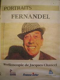 radioscopie de jacques chancel le 19 mars 1969 : fernandel (cassette audio)