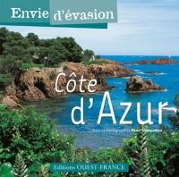 Envie d'évasion Côte d'Azur anglais