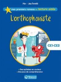 L'orthophoniste en version lecture aidée