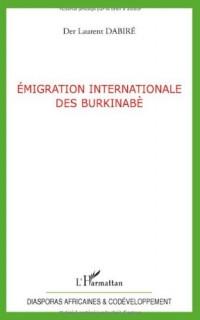 Emigration internationale des Burkinabè