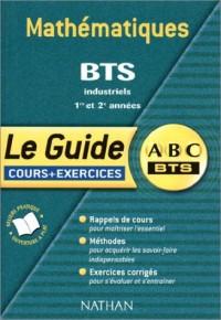 Mathématiques BTS industriels : Cours et Exercices
