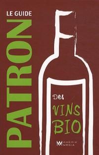 Le guide Patron des vins bio