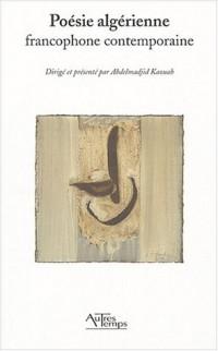 Poésie algérienne francophone contemporaine