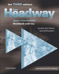New Headway : Upper-Intermediate Workbook with Key