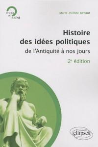 Histoire des idées politiques de l'Antiquité à nos jours