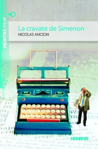 La cravate de Simenon niv. A2 - Livre + mp3