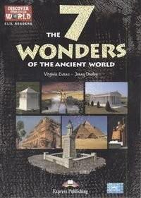 7 wonders ancient world [ Livre importé d´Espagne ]