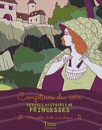 Petites histoires de princesses : Comptines du soir