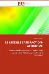 Le Modele Satisfaction-Altruisme
