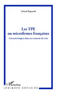 Les TPE ou microfirmes françaises