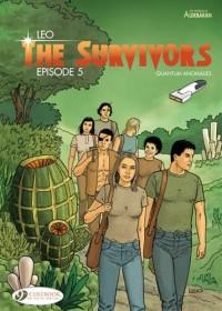 The survivors - tome 5 Quantum anomalies (5)