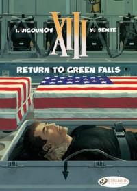 XIII, Vol 21 : Return to green falls