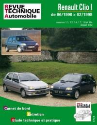 Rta 115.1 Renault Clio Essence et Diesel