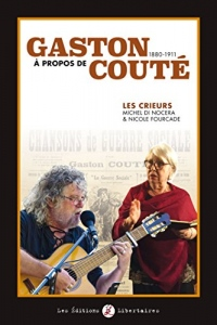 Livret CD Gaston Coute
