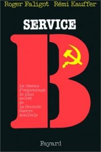 Service B