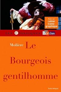 Classiques Bordas - Le Bourgeois gentilhomme - Molière