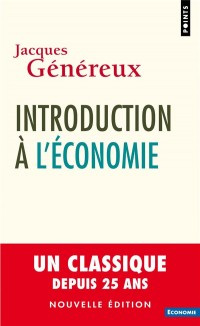 Introduction a l'économie