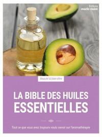 Bible des huiles essentielles (la) mc