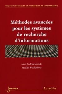 Méthodes avancées pour les systèmes de recherches d'information