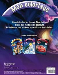 La fée Clochette, MON COLO A POIGNEE