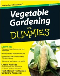 Vegetable Gardening for Dummies: Epub Edition