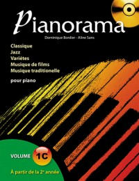 Pianorama 1c + 1 CD