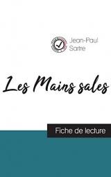 Les Mains sales de Jean-Paul Sartre (fiche de lecture et analyse complète de l'oeuvre)