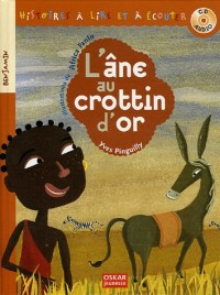 L'Ane au crottin d'or (1CD audio)
