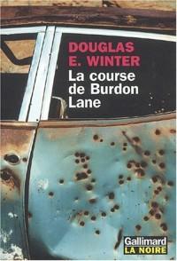 La course de Burdon Lane