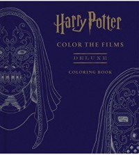 Harry Potter, le Grand Livre de Coloriage
