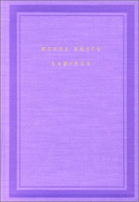 Sabinus: Roman