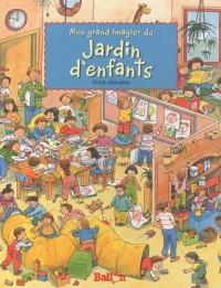 Mon grand imagier du Jardin d'enfants