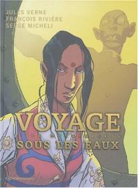 Voyage sous les eaux, Tome 2 : L'île mystérieuse