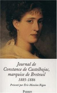 Journal de Constance de Castelbajac, Marquise de Breteuil