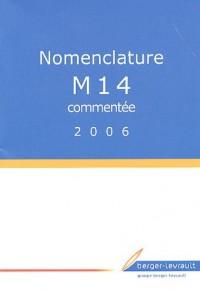 Nomenclature M14 commentée