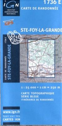 Ste-Foy-la-Grande GPS: Ign1736e