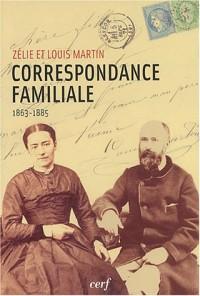 Correspondance familiale ( 1863-1885 )