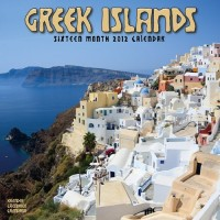 Calandrier 2012 - Greek Islands