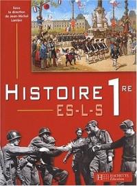 Histoire, 1re ES-L-S