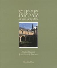 Solesmes 1010-2010 : La paix bénédictine (1CD audio)