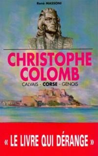 Christophe Colomb: Calvais, Corse, Génois
