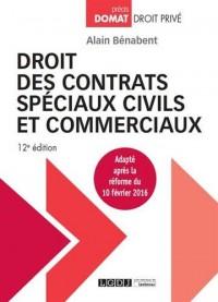 Droit des contrats spéciaux civils et commerciaux