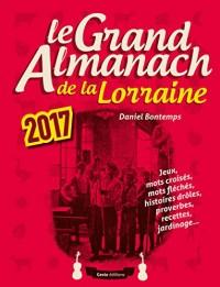 Le grand almanach de la Lorraine