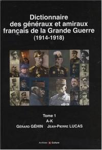 Dict. des Généraux et Amiraux Français